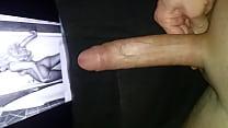 Masturbating over horny girl WBSlut Thumbnail