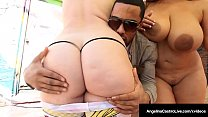 Big Booty Babes, Angelina Castro & Virgo Perido...