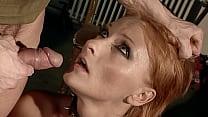 My milf slave Leonie, after her BDSM treatments...