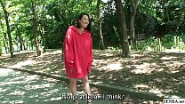 Watch uncensored jav cheating wives raw sex orgy outdoor onsen - Uncensored jav mature ryo kagami goes outdoors naked for fondling subtitles preview