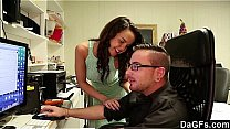 Dagfs - Dillion Harper Getting Roughed Up's Thumb