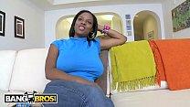 BANGBROS - What Is Better Than Natural Black Big Tits? This Girl Got 'Em In Spades! Thumbnail