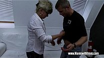 Watch Mature Stepmom Comforting A Broken Hearted Stepson preview
