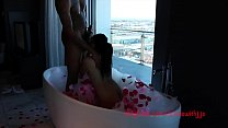 romantic set up asian gets fucked and sucks cum out of abc Thumbnail