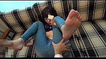 Jeune fille de danse asiatique aime webcam son ...
