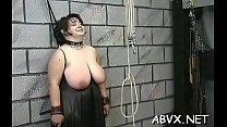 Serious home slavery amateur
