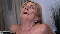 Busty Granny Loves Playing with Her Fuckboi