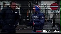 Chap has fun in amsterdam Thumbnail