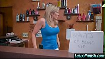 Hot Teen Lez (Cory Chase & Aubrey Rose) Is Punish With Dildos By Mean Lesbo video-03's Thumb