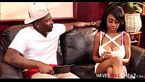 Cute Young Black Ebony Cheating Wife Brittney W...