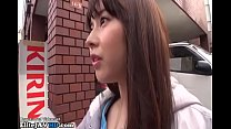 Jav 18yo college girl fucked in car