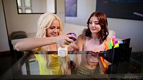 Watch Spring break lesbian sex_with college girls - Elsa Jean, Scarlett Sage and Lena preview
