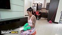 BANGBROS - My Dirty Maid Mia Martinez Sucks And...
