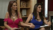 Watch Raylene and Aryana Augustine Lesbian Adventure preview