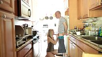 angry kitchen sex | I fuck her in the house Thumbnail