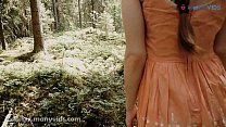 Public Fuck in the Forest with Amateur Teenager MV