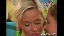 Legal age teenager babes experiment with every ...