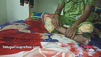 Telugu Aunty Fucked By Skinny Young Boy In Nighty