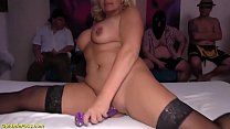extreme flexible busty Milf gets rough banged Thumbnail