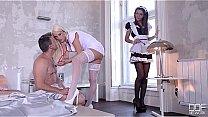 Dreamteam Threesome with Ultra Sexy Nurse Blanche Bradbury and Alexis Brill