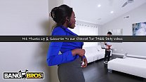 BANGBROS - Ebony MILF Osa Lovely Shows Her Step...