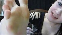 Emo Girl Feet JOI