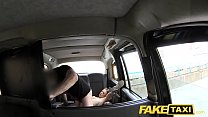 Fake Taxi Slim blonde likes it rough in back of cab Thumbnail