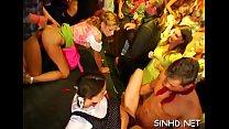 Slippery moist orgy party Thumbnail