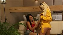 Gorgeous Katerina and Gabriella having fun with...