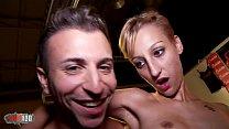 Jordana Powell & Bryan de la Vega fucking in public's Thumb
