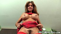 Hot Wife Rio Cuckold Cleanup Thumbnail