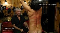 Slave pushed to her limits