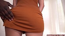 20 year old Natalie Brown goes interracial for ...