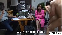 Japanese raw sex with impromptu behind the scen...