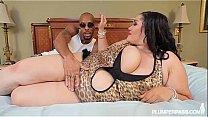 Sexy Busty Black SSBBW Anastasia Vanderbust's Thumb