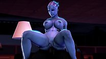 FapZone // Liara T'soni (Mass Effect) صورة
