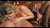 Blonde In Bar Stocking Sex Thumbnail