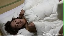 Watch Japanese milf fucked after cloth making preview