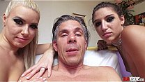 Anikka Albrite and Abella Danger - Behind the Scenes's Thumb