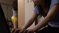 Japanese girl have sex with brother | Watch mor...