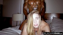 BLACKEDRAW Cheating girlfriend loves her muscul...