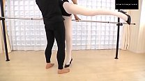 Watch Asian ballet dancer - part 1 preview