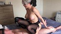 Gorgeous babe fucked hard in tights - kinkycouple111