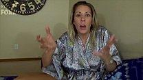 Mom Helps Son Improve His Sex Game - Sex Education, POV, Virtual Sex - Nikki Brooks's Thumb