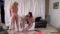 Watch Insatiable Mom seduces son preview
