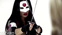 Harley Quinn Fucks Katana - Wicked Pictures Sui...