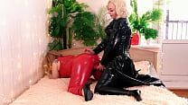 sex of kinky two bbw girls with Female Domination