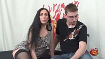 Fuck_me_on_the_bed:_I'm_your_bitch!_with_Luna_Dark_and_Gothic Thumbnail