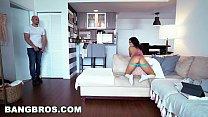 BANGBROS - Teen_Megan Rain Is The Hot BFF (bbe16006) Thumbnail