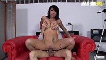 AMATEUR EURO - Busty Spanish Brunette Suhaila H...